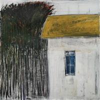 house in a landscape by salah alkara