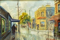 bunbury street scene by leith angelo