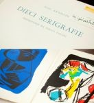 dieci serigrafie (porftolio w/10 works) by nag arnoldi