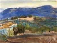landscape by panayiotis tetsis