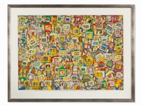 touch someone with your thoughts by james rizzi