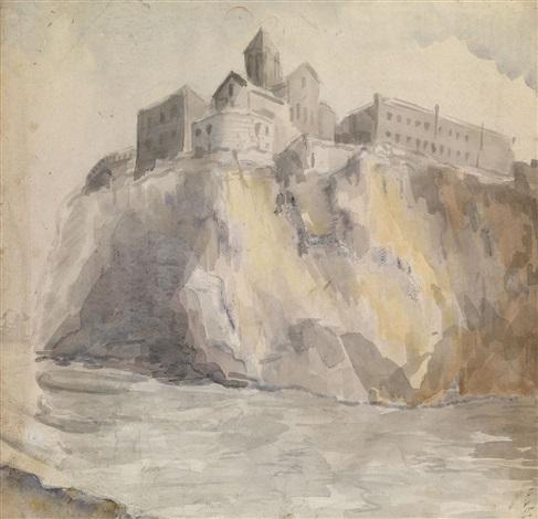 metekhi castle tbilisi by vladimir tatlin