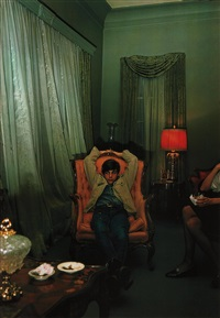 sumner, mississippi by william eggleston