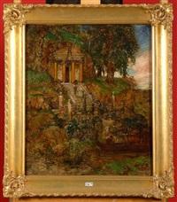 la vestale du temple by alexander frenz