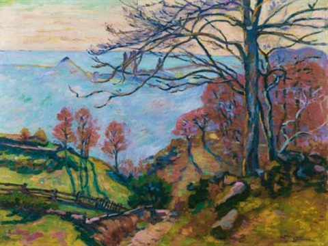 les bréjots by armand guillaumin
