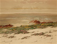 southern california coast by henry leopold richter