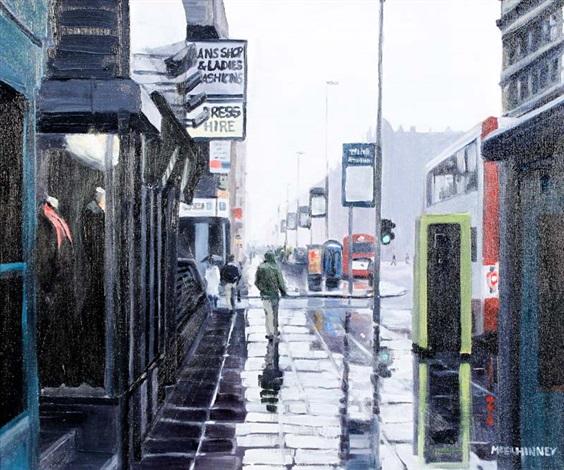 wellington place, belfast by david mcelhinney