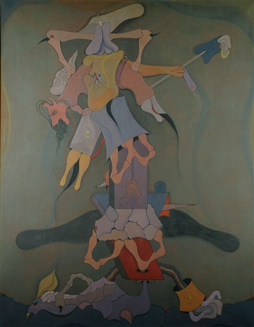 le corbeau by jorge camacho