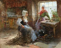 watching the pot by charles john arter
