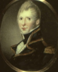 portrait of a naval officer by n. (j.t.) freese