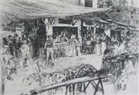 mercato vecchio by otto henry bacher