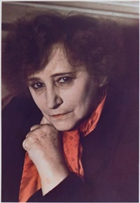 colette, paris by gisèle freund