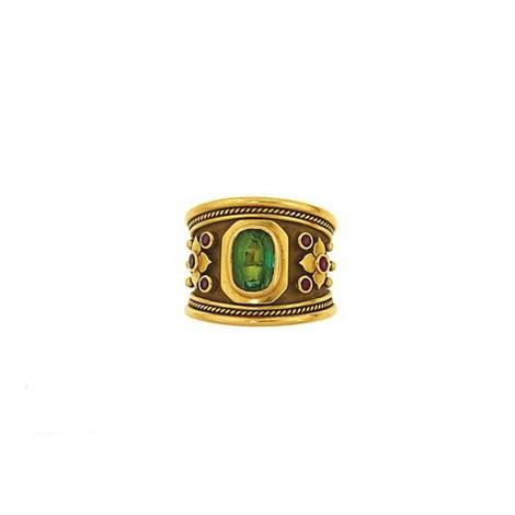 dress ring by elizabeth gage
