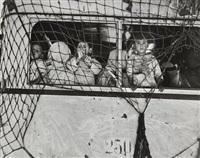 israël - réfugiés palestiniens by robert capa