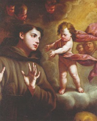 saint anthony of padua by nicola vaccaro