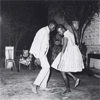 nuit de noël (happy-club) by malick sidibé