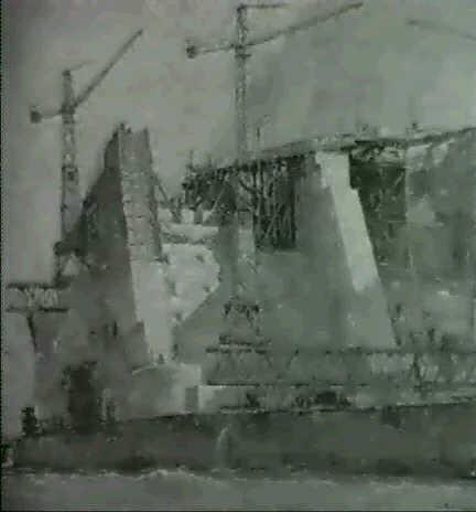 wasserkraftanlage grossrammir by leo adler