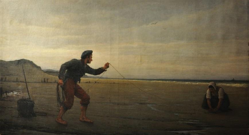 la pêche au cordeau by pierre billet