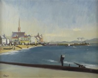 largs by norman edgar