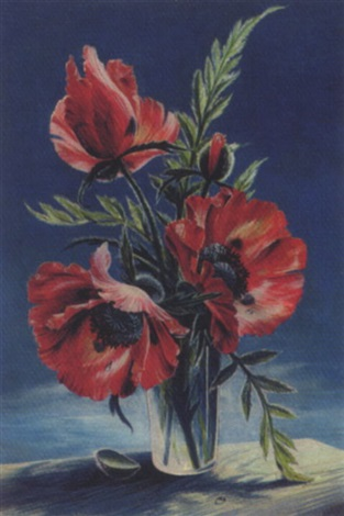 three poppies by stuart m armfield