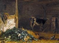 stall in kleinbremen by raphael ritz