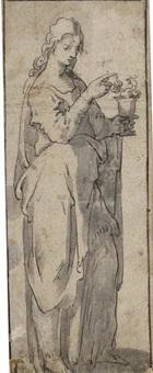 st. john the evangelist by pieter aertsen