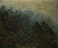 guerra by anselmo bucci