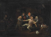 the surgeon's visit by egbert van heemskerck the younger