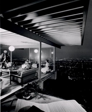 pierre koenig case study house 22 los angeles by julius shulman