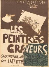 les peintres graveurs (plakat) by pierre bonnard
