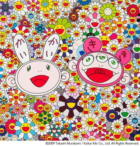 kaikai and kiki lots of fun by takashi murakami