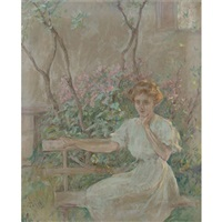 the garden seat by robert reid