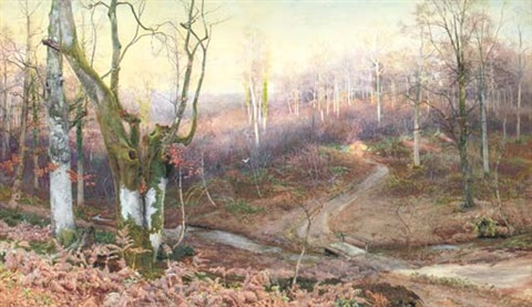in the heart of the forest by walter follen bishop