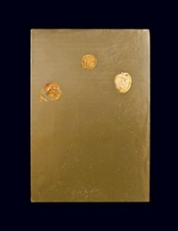 monogold by yves klein