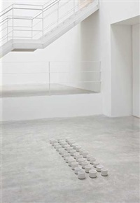 mendels shelf, an installation by edmund de waal