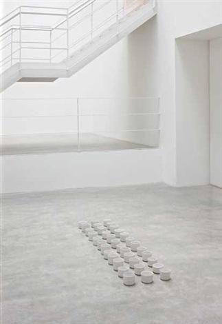 mendels shelf an installation by edmund de waal