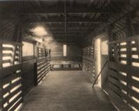 interior of a railroad car on the pennsylvania line by william h. rau