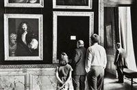 versailles, france by elliott erwitt