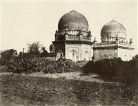 mausoleum of khowas khan and huzrut abdool ruzzak by thomas biggs