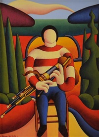 uileann piper by alan kenny