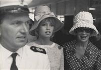 bardot arriving at the screening of la vie privee, rome by patrick morin