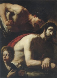 the mocking of christ by giovanni andrea de ferrari