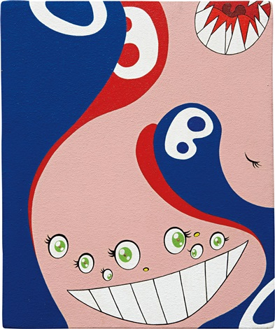 untitled by takashi murakami