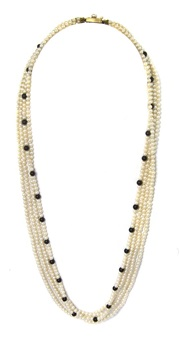 necklace by mikimoto