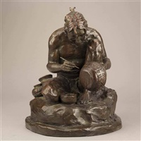 tsa · gaboa · lao · ga hopi pot maker by d. scott rogers