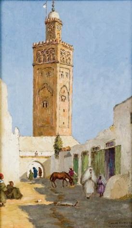 mosquée à casablanca by carlos abascal