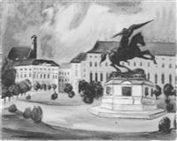 heldenplatz, wien by karl markus