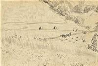 paysage by pierre bonnard