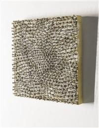 kleine malerische handlung kreis kreise by günther uecker