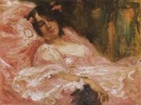 rózsaszínben (in pink) by sigmund vajda